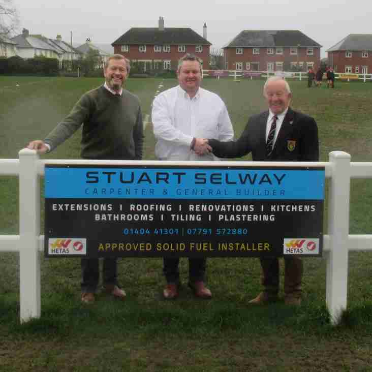 Stuart Selway Comes On Board
