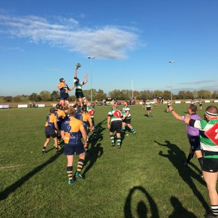 Firsts Earn Home Win in Autumn Sunshine