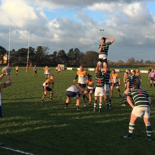 Resounding Home Win for 1st XV