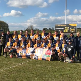 Final Win for 1sts Secures League Title