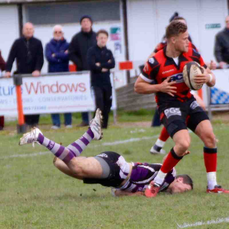 Exmouth 36 Old Reds 17