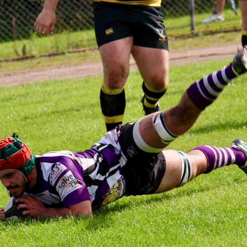 Exmouth 55 Hornets 30
