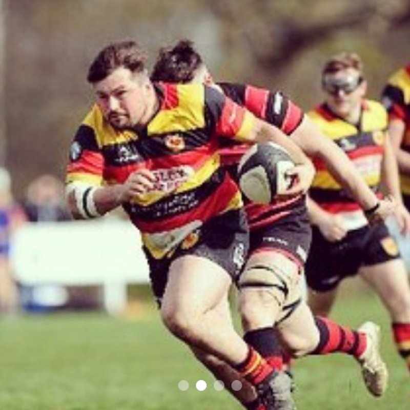 Shaun Purkiss-McEndoo's Message to Harrogate RUFC