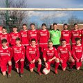 First Team beat Conwy Borough 4 - 2