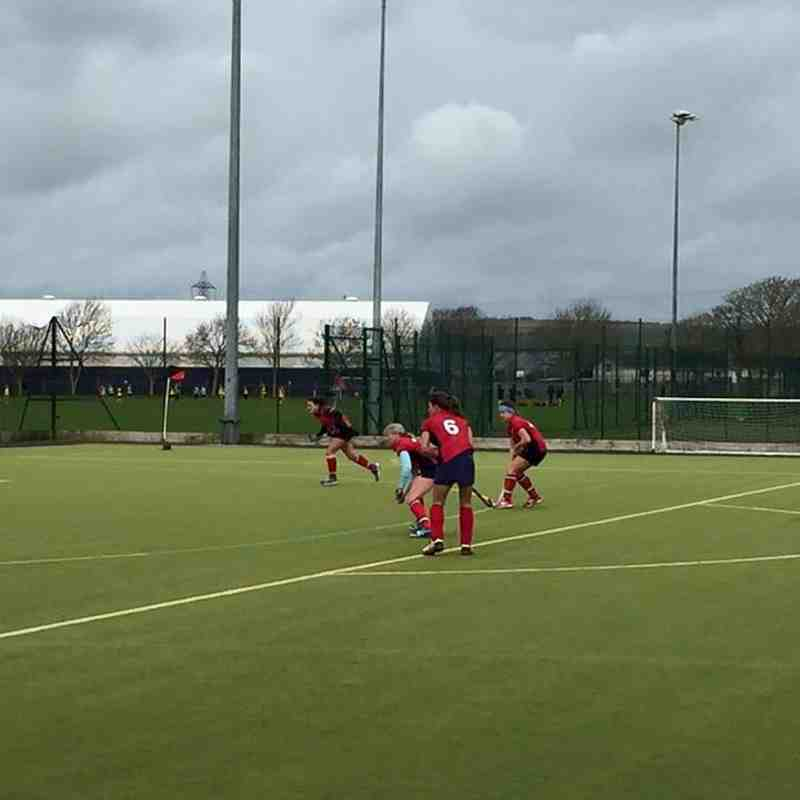 Ladies 2s v Bournemouth 5s