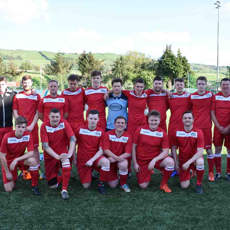 League Cup Final - Reserves 2017