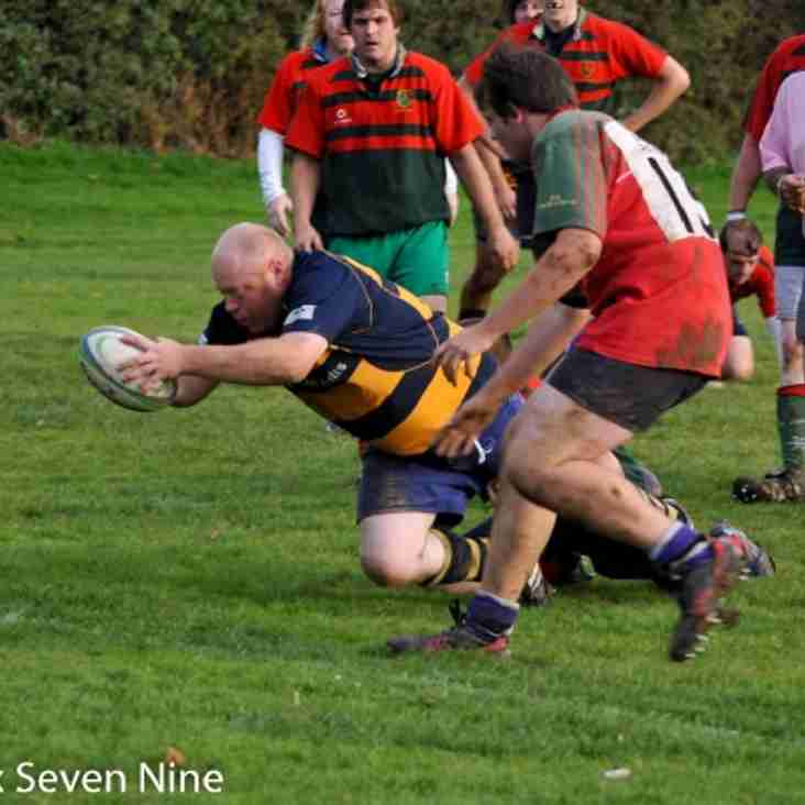 Burton 2nds Held at Home