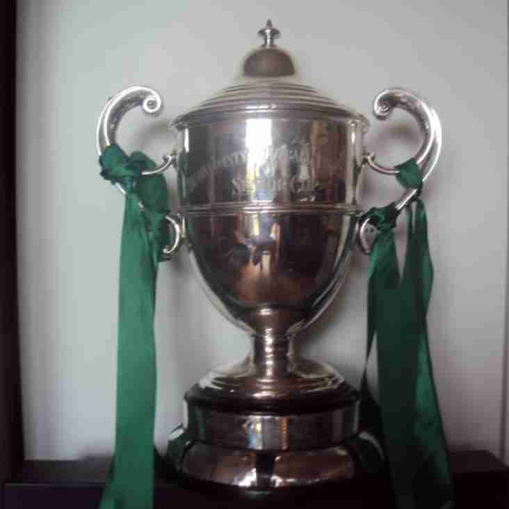 LODDS START THEIR 'DEFENCE' OF THE SENIOR CUP AT HOME