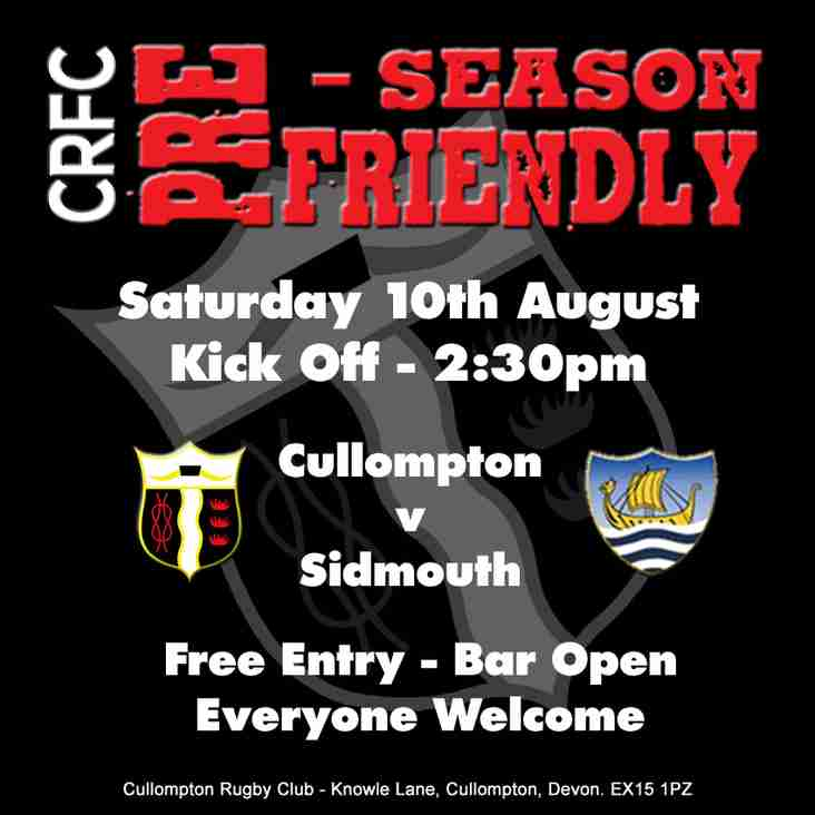 RUGBY AT THE CLUB THIS SATURDAY