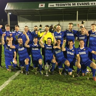 Senior Cup won at last