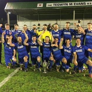 Senior Cup won at last