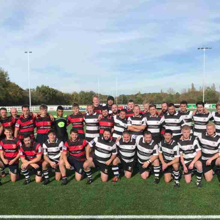 Captains Whites 29 Taylors Reds 34