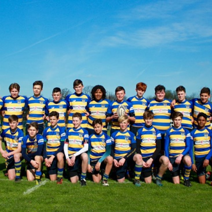 All eyes on the county prize for Moyse&#039; U15 cup heroes<