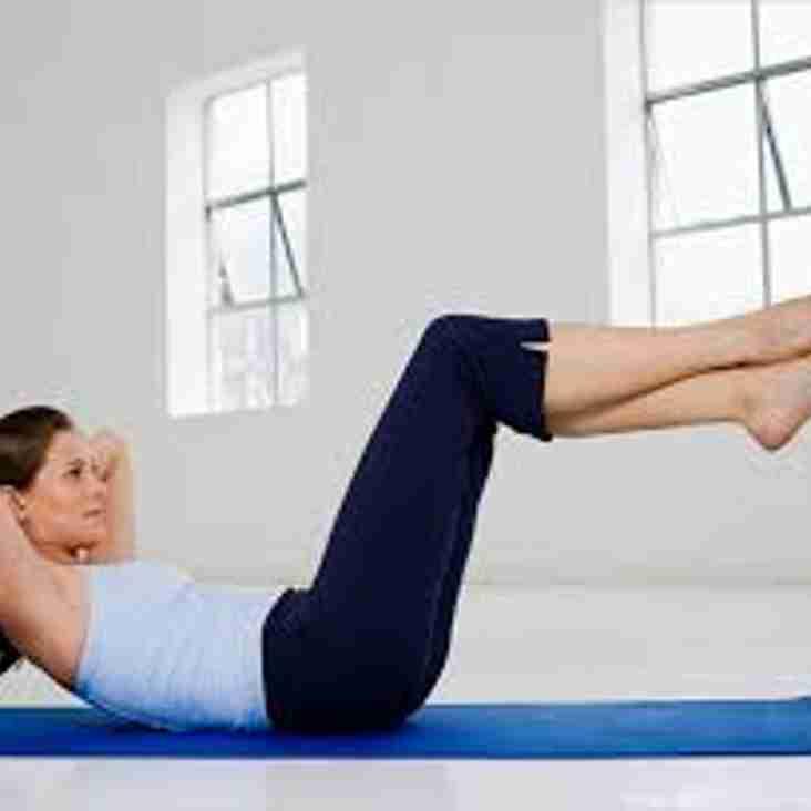 September Fitness Exercises