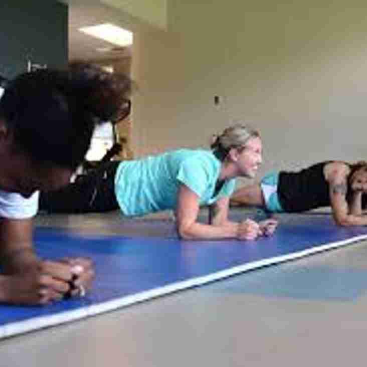 November Fitness Exercises