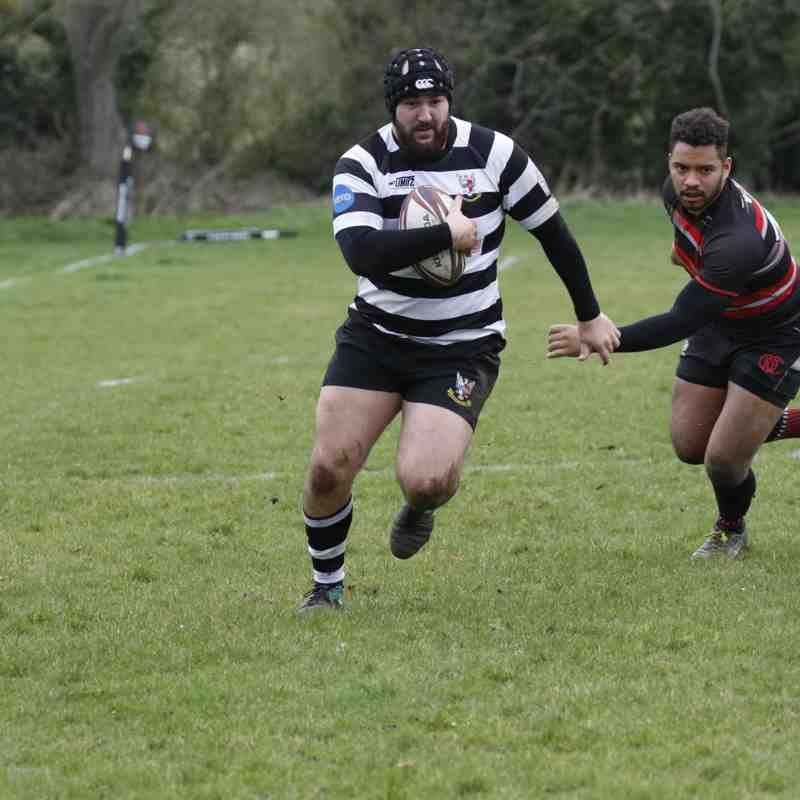 Bedford Ath 1stxv vs. Oundle 16.03.19
