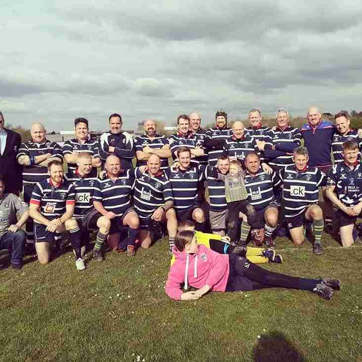 Seven wins on the trot for the Glorious Hoppers