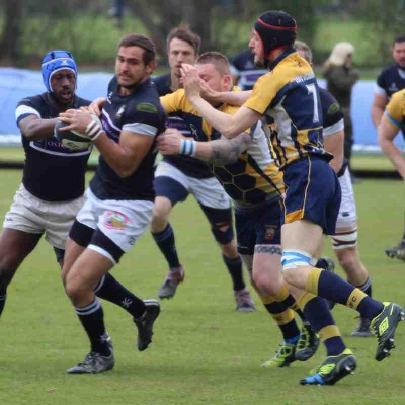 Old Rugby Team: Old Dunstonians 37 Vs. 10 Eastbourne