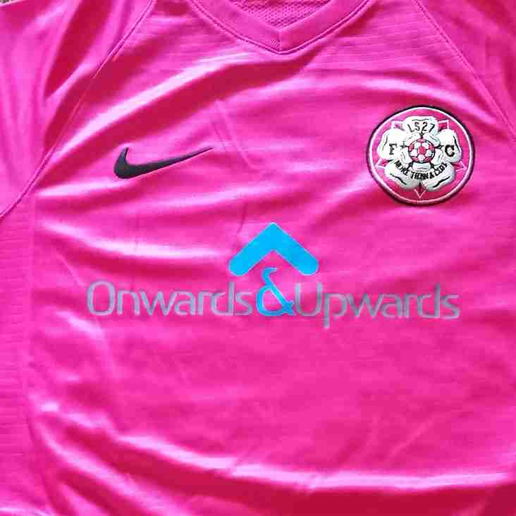 Under 11 Pinks play final home game of the season