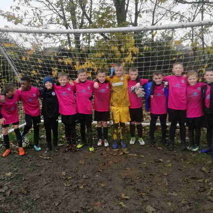 UNDER 11 PINKS IN DISTRICT CUP SEMI-FINAL THIS SUNDAY!!!
