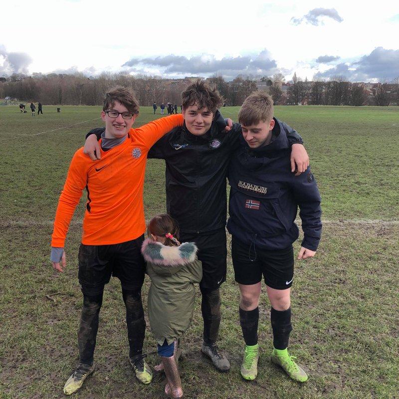 Under 16's pick up 3 points away at Dewsbury Rangers