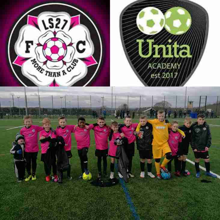 Friday night football for the U11 Pinks