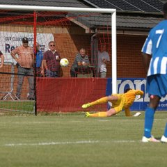 Knaphill v Camberley Town 13th August 2016