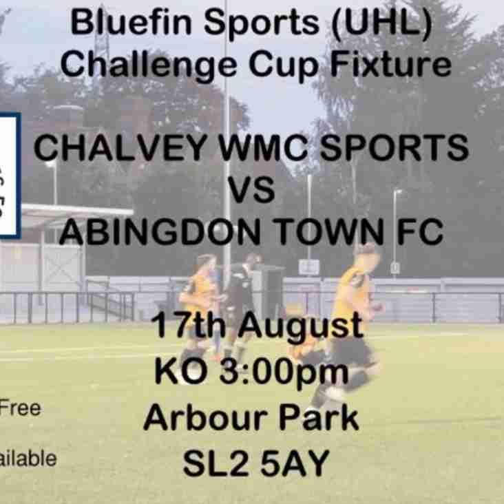 Chalvey Sports vs Abingdon Town : Preview