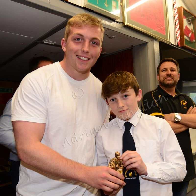 Camels Junior Awards photos now on this website