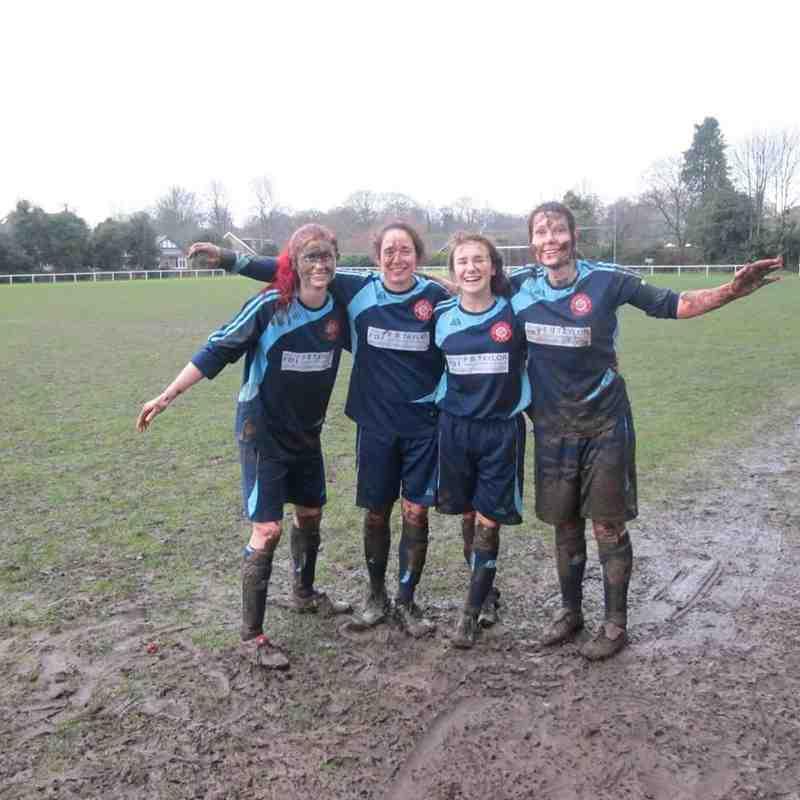Ladies debut season