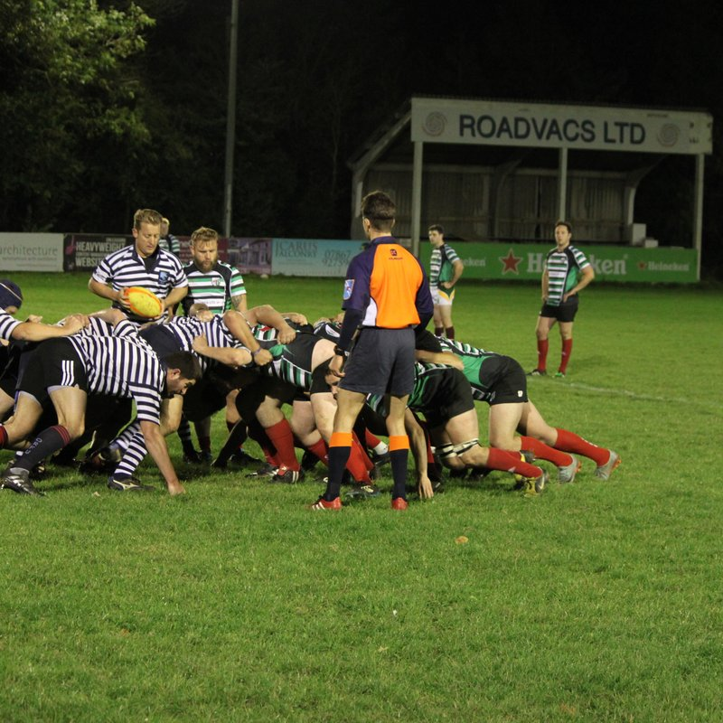 Blue Boar RFC beat Oxford RFC 7 - 45