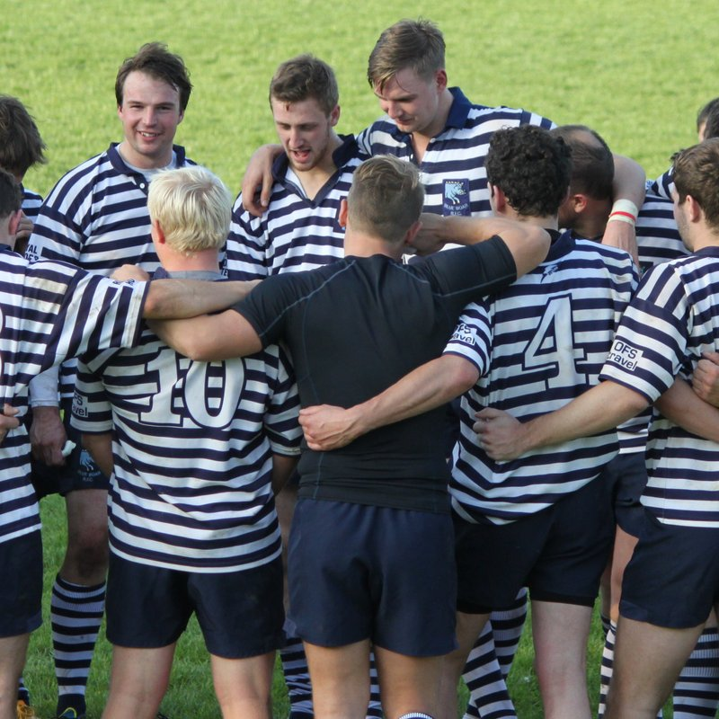 Defence Academy vs. Blue Boar RFC