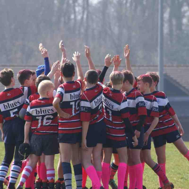 Newbury U13 Pink Day