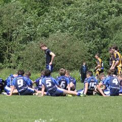 Haydock Warriors U 14's V The Scorpions