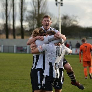Ten Man Coalville Share The Spoils With Leiston