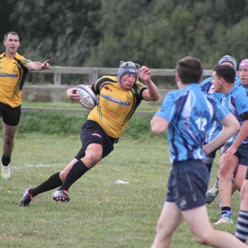 St Neots 2nds v Bury Wolves 2/9/13