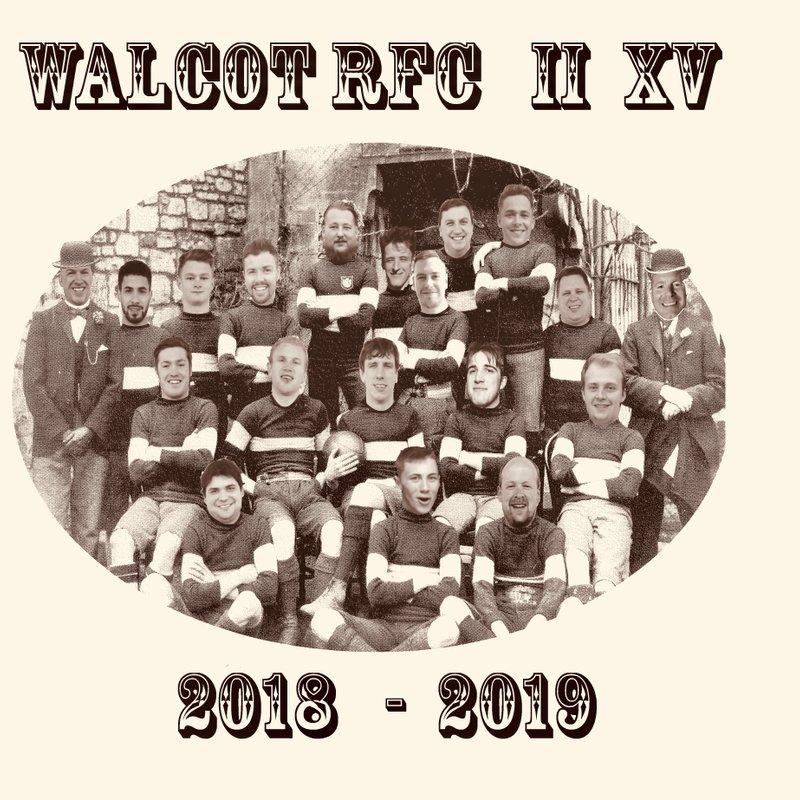 Walcot  II  24  -  38   Old Reds   III