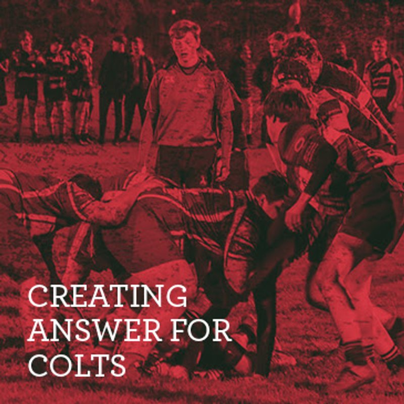 Creating answer for Colts