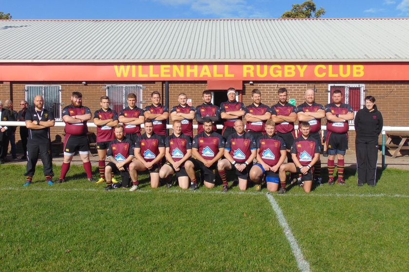 Aston Old Edwardians vs. Willenhall