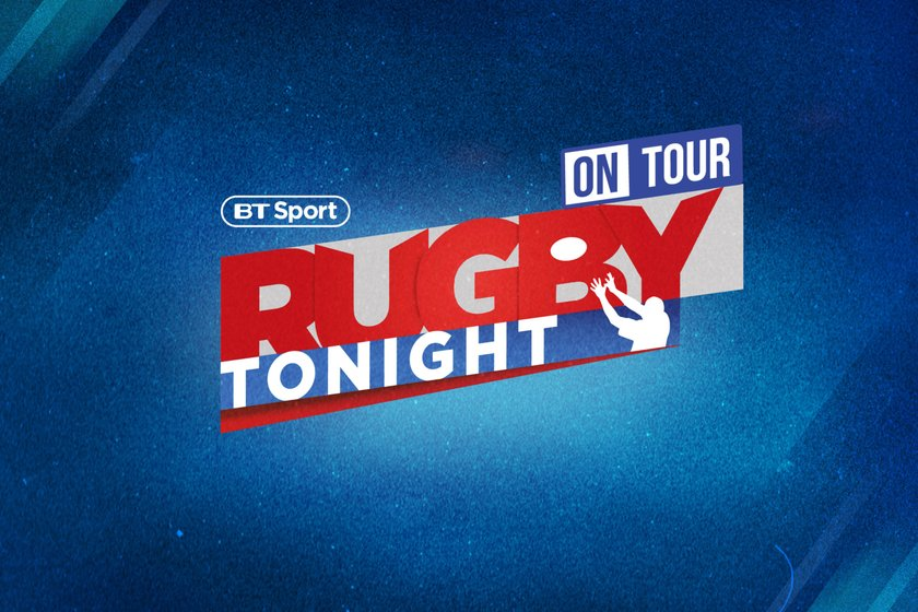 BT RUGBY WILL BE FILMING AT OUR CLUB