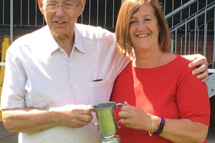 Ernie Brummitt named as John Lawrence Trophy winner
