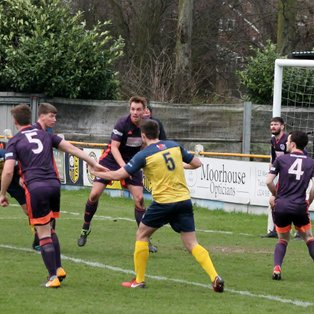 Tadcaster Albion 0  -  City of Liverpool 0
