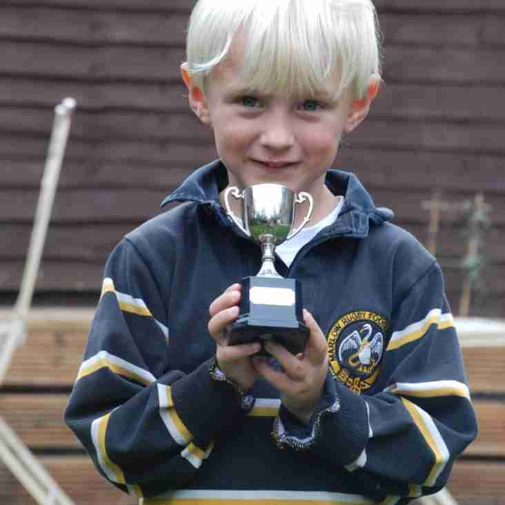 Player of the Week - Hugo Winter