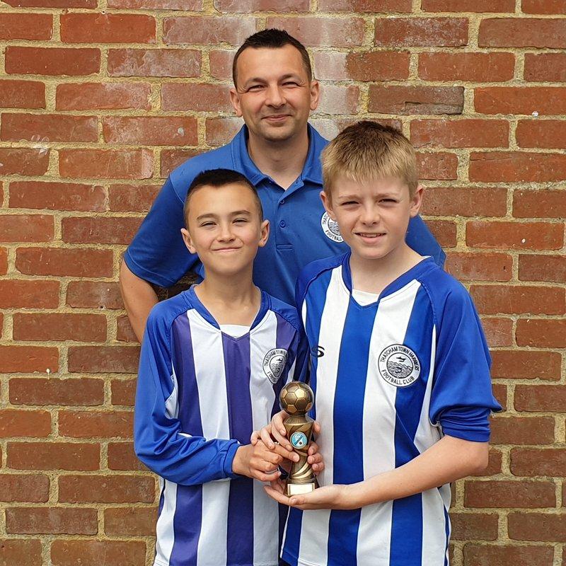U12 Fire win PHYL Fair play award