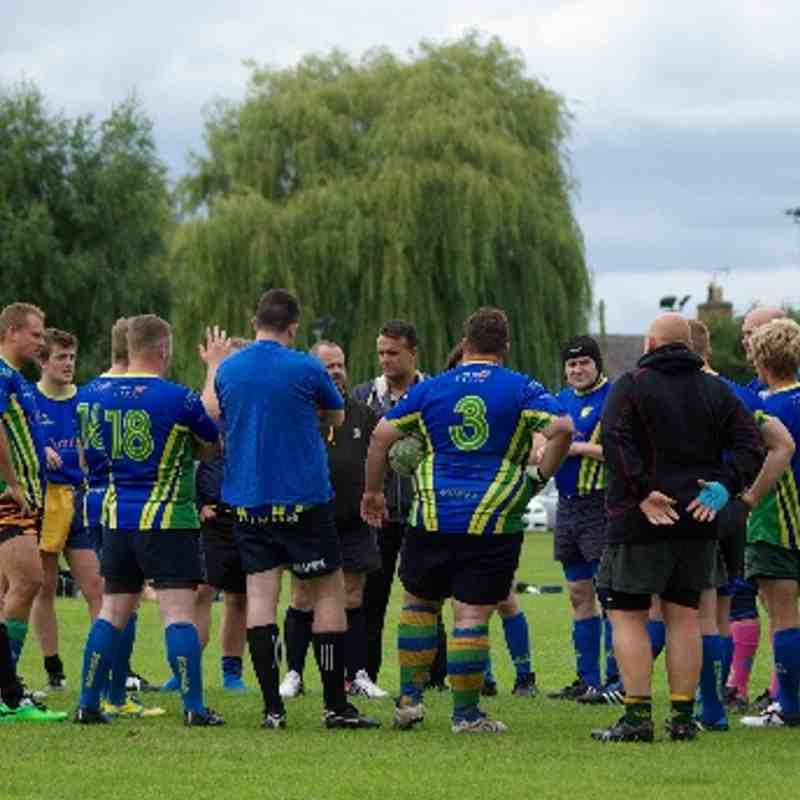 Acton Nomads RUFC Vs Hanford RUFC Trial Match