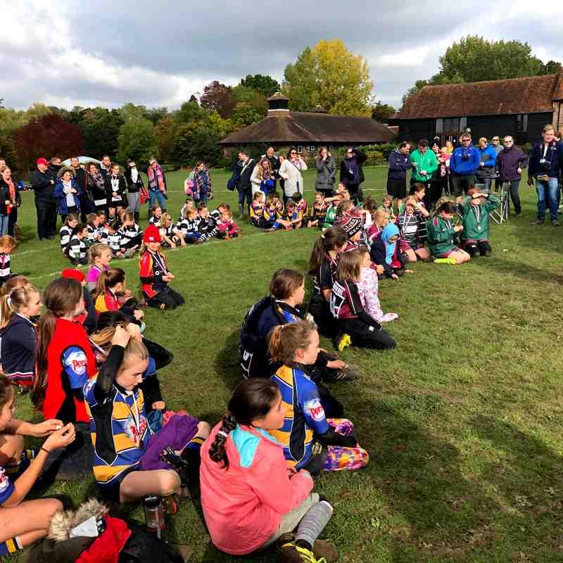 Beccs Girls Guildford Festival 2019