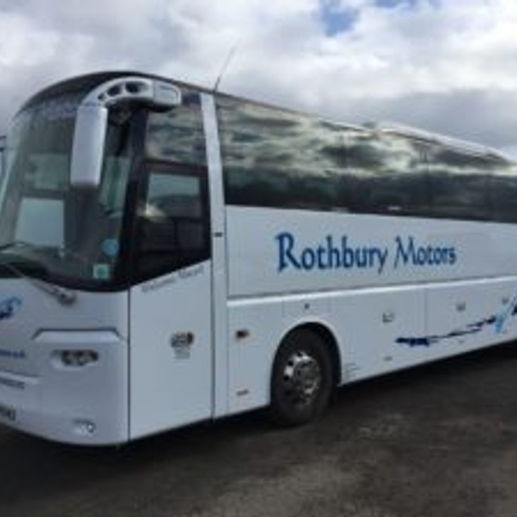 Supporters Bus Travel Arrangements for Saturday<