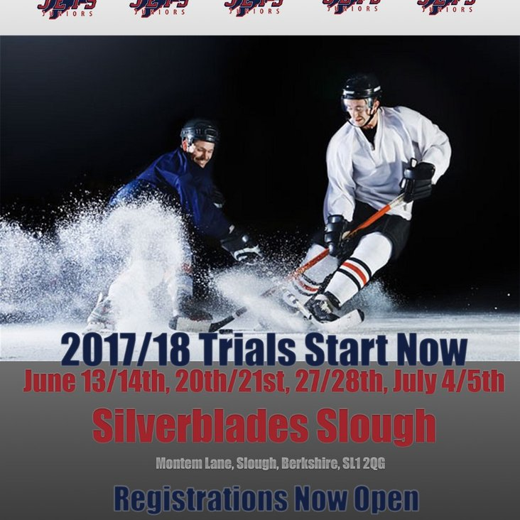 Slough Jets Trials<