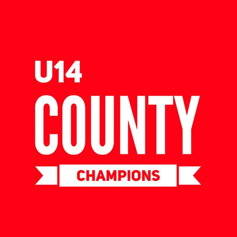 U14s crowned Kent champions