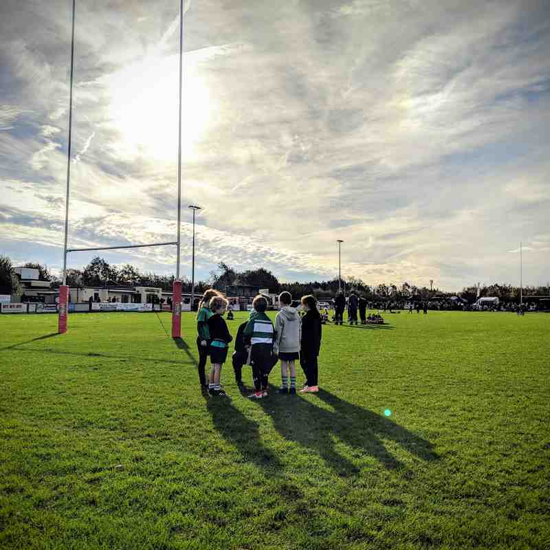 2018-11-04 Canterbury Mini Festival 2018 - FRFC Under 7s